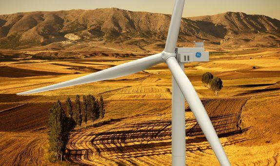Borusan EnBW, Saros Rüzgar Santrali için GE'yi Tercih Etti