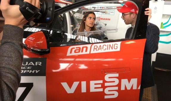 Viessmann Bayileri Almanya'da Formula-E Yarışına Katıldı