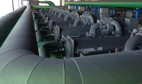 HABAŞ'ın Tercihi Carrier Santrifüj Su Soğutma Grupları Oldu