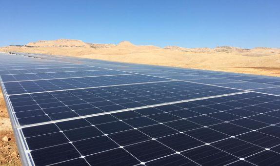 Global Yatırım Holding İlk GES Yatırımını Mardin'de Devreye Alıyor