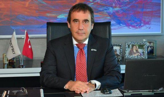 """ENPRO A.Ş Yönetim Kurulu Başkanı Ahmet Fayez: """"Türk Mühendisliğini Global Enerji Pazarına Sunmalıyız"""" class="""