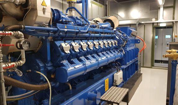 MWM TCG 3020 GAZ MOTORU Seralarda Yüksek Verimli Enerji Sağlıyor