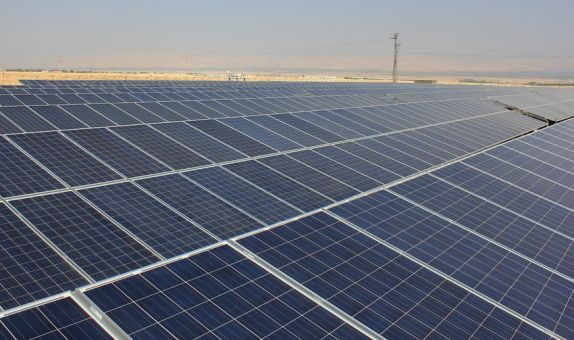 Zorlu Enerji'nin Filistin'deki Güneş Enerji Santrali Devreye Alındı