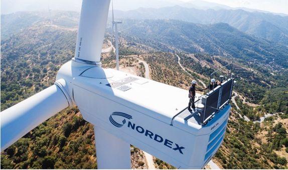 Nordex Türkiye, 2,5 GW Kurulu Güç ile Zirvede Yer Aldı