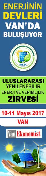 Uluslararası Yenilenebilir Enerji ve Verimlilik Zirvesi | 10-11 Mayıs 2017 | Van - Türkiye