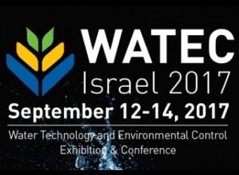 WATEC Israel 2017 | September 12-14, 2017