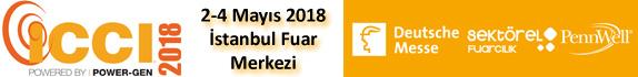 ICCI2018 | 2-4 Mayıs 2018, İstanbul Fuar Merkezi